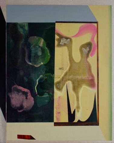 Rubens Ghenov, On an afternoon shelf, pre-sent, 2014