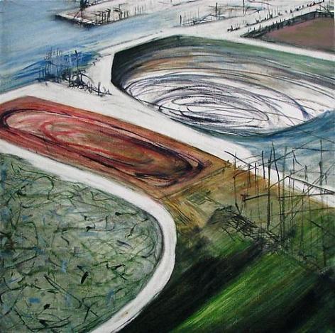 Judith Belzer, Edgelands #18 (2012)