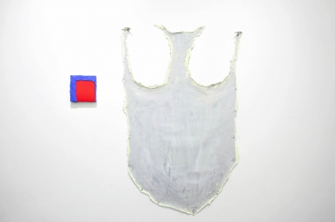 Bret Slater, 2013, (Installation view)