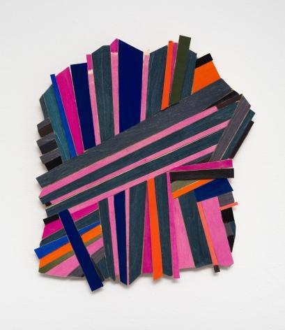 Ruby Palmer, Blue/Pink, 2020