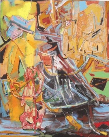 Iva Gueorguieva, Light Sucker, 2014, Mixed media, 20 x 16 inches, 50.8 x 40.6 cm, A/Y#21947