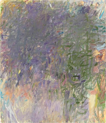 Into a Clearing, 1960, Oil on canvas, 61 3/4 x 53 1/2 inches, 156.8 x 135.9 cm, A/Y#11082