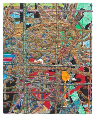 Steven Charles, 1967, 2014, Acrylic on wood, 10 x 8 inches, 25.4 x 20.3 cm, A/Y#21841