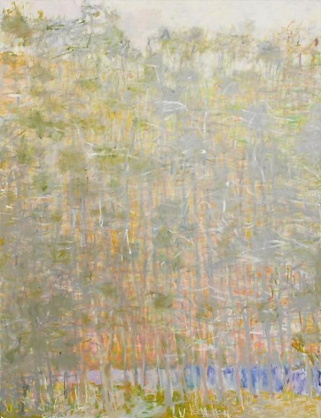 Tending Toward Silver, 2007, Oil on canvas, 68 x 52 inches, 172.7 x 132.1 cm, A/Y#18863