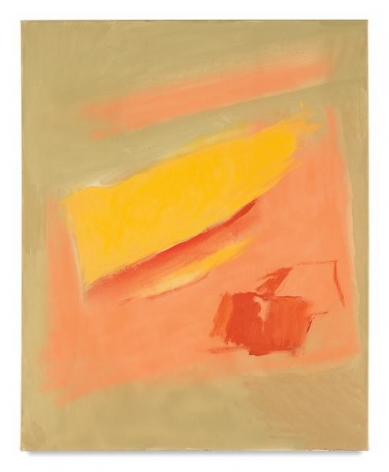 On The Way, 1994, Oil on canvas, 40 x 32 inches, 101.6 x 81.3 cm, AMY#6502
