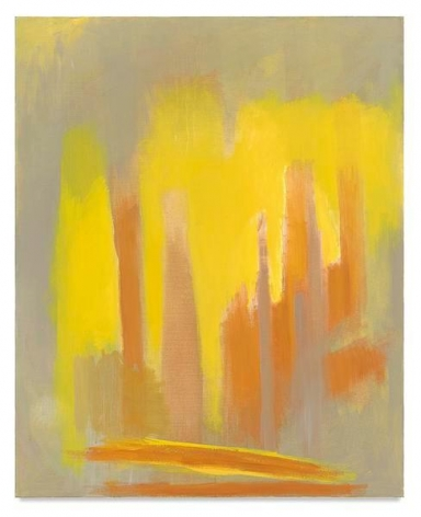 NYC Landscape, 1997, Oil on canvas, 52 x 42 inches, 132.1 x 106.7 cm, MMG#6651