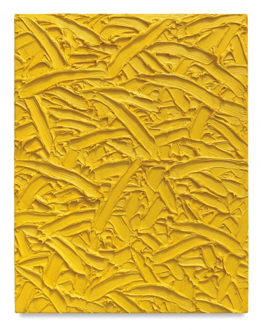 Abstract #141, 2007, Oil on canvas on wood panel, 36 x 28 inches, 91.4 x 71.1 cm, MMG#30150