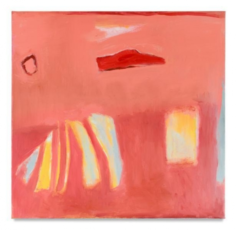 Tact, 1995, Oil on canvas, 29 x 30 inches, 73.7 x 76.2 cm, AMY#6556