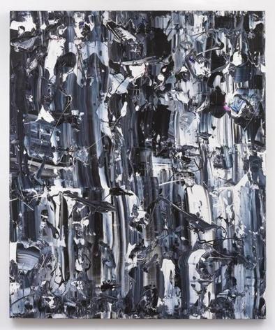 Michael Reafsnyder, Radar Love, 2016, Acrylic on linen, 72 x 60 inches, 182.9 x 152.4 cm, AMY#28423