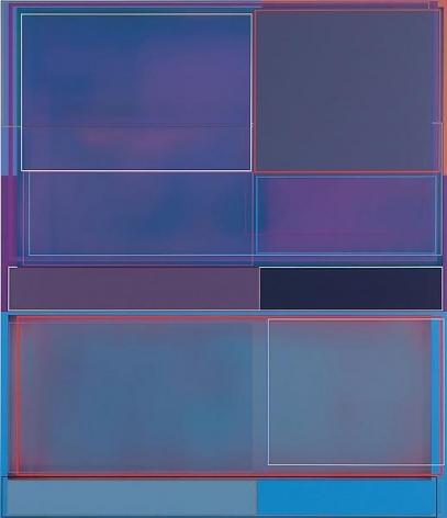 """""""Dream,"""" 2011, Acrylic on canvas, 66 x 57 inches, 167.6 x 144.8 cm, A/Y#19960"""