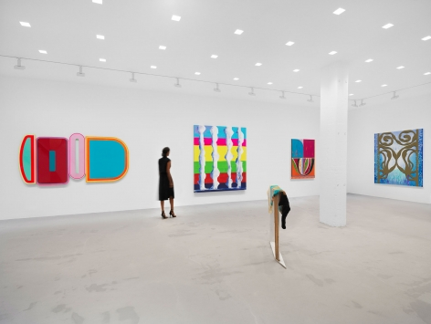 New York, NY: Miles McEnery Gallery,'Light'(curated by Rico Gatson), 13 May – 19 June 2021