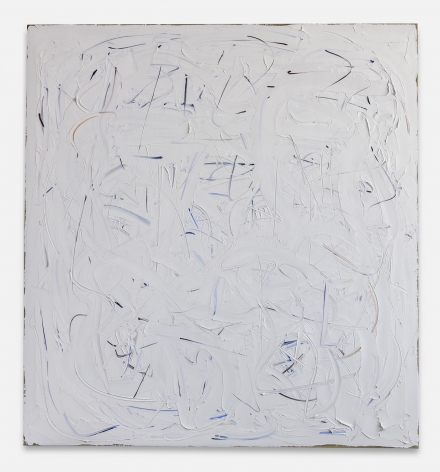 Blue II, 2018,Oil on linen,70 x 65 inches,177.8 x 165.1 cm, MMG#30323