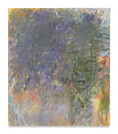 Into a Clearing, 1960, Oil on canvas, 61 3/4 x 53 1/2 inches, 156.8 x 135.9 cm, MMG#11082