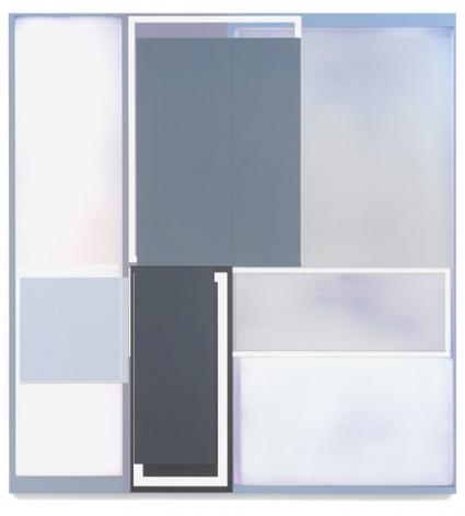 Fog Scissors, 2015, Acrylic on canvas, 72 x 67 inches, 182.9 x 170.2 cm, A/Y#22339