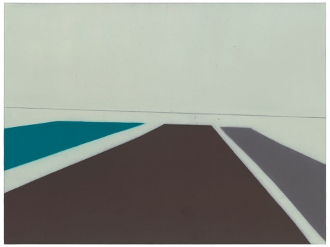 698 (Proximate cause, 2), 2014, Oil on linen, 36 x 48 inches, 91.4 x 121.9 cm, A/Y#22293