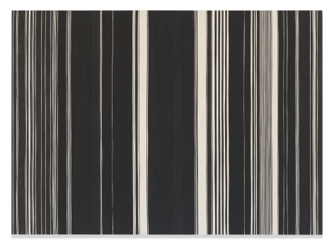 Gene Davis, Untitled, c. 1982, Acrylic on canvas, 65 5/8 x 90 7/8 inches, 166.6 x 230.8 cm, MMG#19014