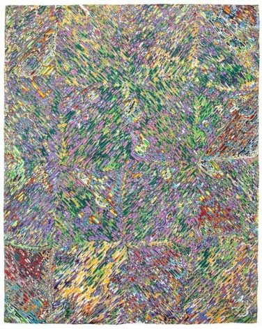 David Allan Peters, Untitled #7, 2014, Acrylic on wood panel, 20 x 16 inches, 50.8 x 40.6 cm, A/Y#21927