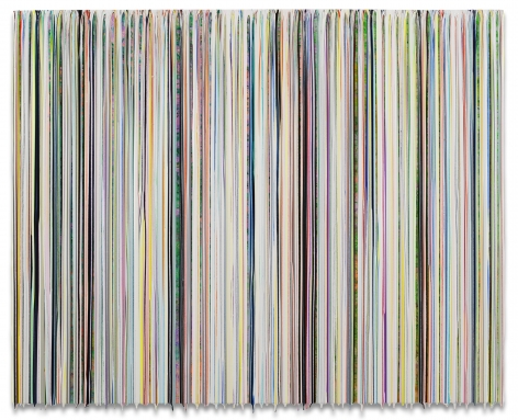 MEANTWELLBUTDIDNOTKNOWHOW, 2018,Epoxy resin and pigments on wood,48 x 60 inches,121.9 x 152.4 cm,MMG#29776