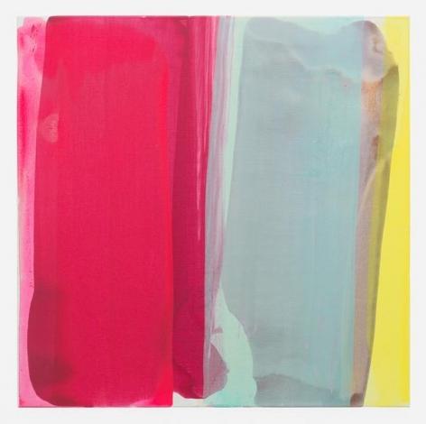 Movements (impulse 1), 2016, Acrylic on linen, 30 x 30 inches, 76.2 x 76.2 cm, AMY#28155