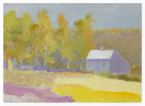 Country House, 2000, Oil on canvas, 20 x 28 inches, 50.8 x 71.1 cm,MMG#29899