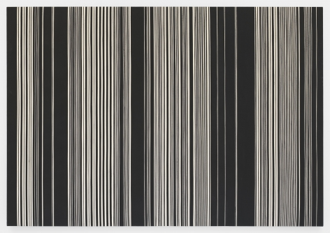 Untitled, c. 1982, Acrylic on canvas, 62 3/8 x 89 3/4 inches, 158.4 x 228 cm, MMG#19015