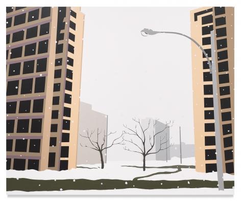Brian Alfred, LES Housing, 2018