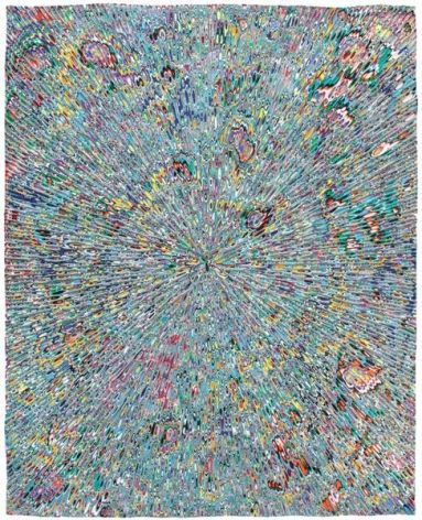 David Allan Peters, Untitled #10, 2014, Acrylic on wood panel, 20 x 16 inches, 50.8 x 40.6 cm, A/Y#21535