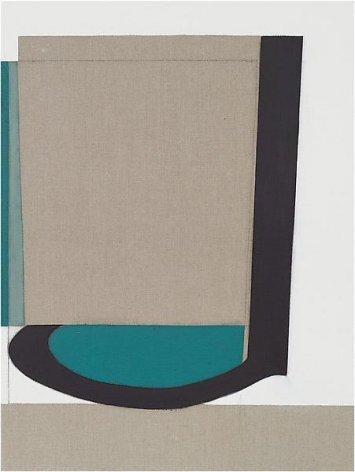 """627 (Newton's Bucket),"" 2012, Oil on linen, 40 x 30 inches, 101.6 x 76.2 cm, A/Y#20578"