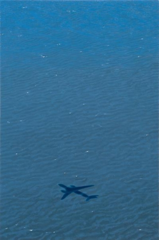 Landing at SFO, 2011-2012, Oil on polyester, 13 1/2 x 9 inches, 34.3 x 22.9 cm, A/Y#21499