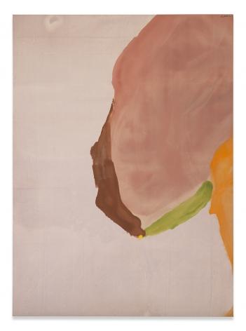 Mauve Attitude, 1974,Acrylic on canvas,104 x 76 inches,264.2 x 193 cm,MMG#15399