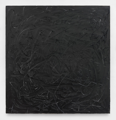 Liat Yossifor, Wall II, 2017, Oil on linen, 80 x 78 inches, 203.2 x 198.1 cm, MMG29658