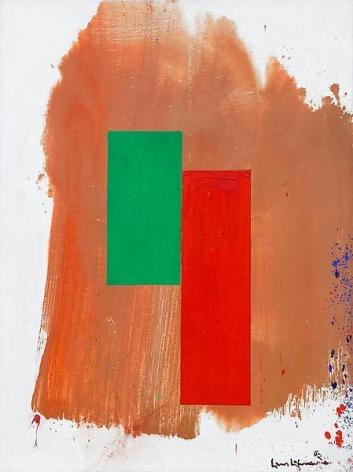 HANS HOFMANN, Candor, 1962, Oil on canvas:, 48 x 36 inches, 121.9 x 91.4 cm, A/Y#1133