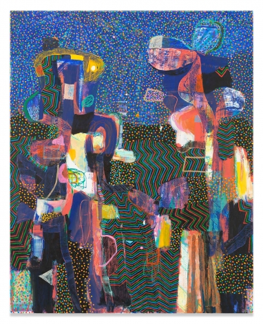 Tomory Dodge, Western Romantic, 2019, Oil on canvas, 60 x 48 inches, 152.4 x 121.9 cm,MMG#31578