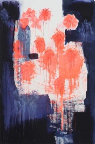 Monique Van Genderen, Untitled, 2012, Oil and pigment on canvas, 72 x 48 inches, 182.9 x 121.9 cm, A/Y#21508