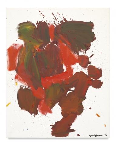 Caprizio, 1962,Oil on canvas,50 x 40 inches,127 x 101.6 cm,MMG#1137