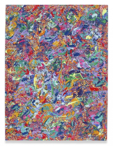Untitled #10, 2020,Acrylic on panel,48 x 36 inches,121.9 x 91.4 cm,MMG#32166