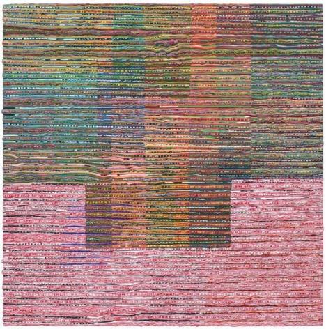 Steven Charles, thsl, 2014, Acrylic on wood, 10 x 10 inches, 25.4 x 25.4 cm, A/Y#21952