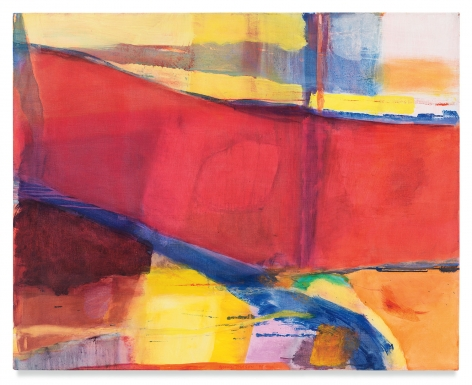 Bound to Opposing Winds,Oil on canvas, 40 x 50 inches, 101.6 x 127 cm, MMG#32719
