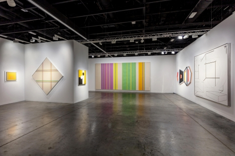 Installation view, Booth #G6, Miles McEnery Gallery, Art Basel Miami Beach 2019