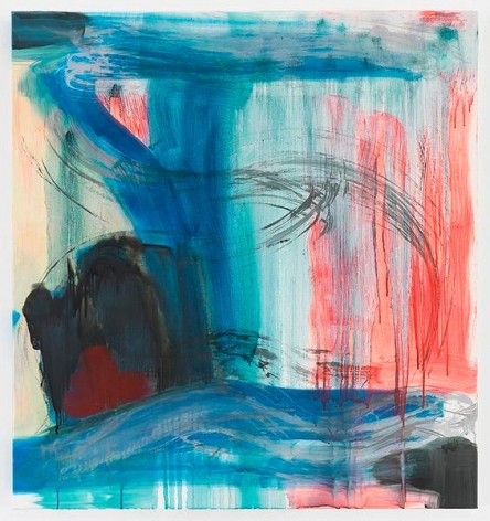 Untitled, 2013, Oil and pigment on linen, 38 x 35 1/2 inches, 96.5 x 90.2 cm, MMG#21507