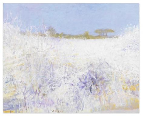 Thornbush Desert, 2000, Oil on canvas, 40 x 52 inches, 101.6 x 132.1 cm,MMG#32503