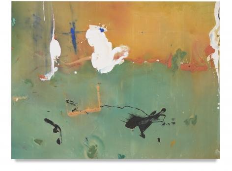 White Joy, 1981, Acrylic on canvas, 53 x 70 inches, 134.6 x 177.8 cm,MMG#14149,