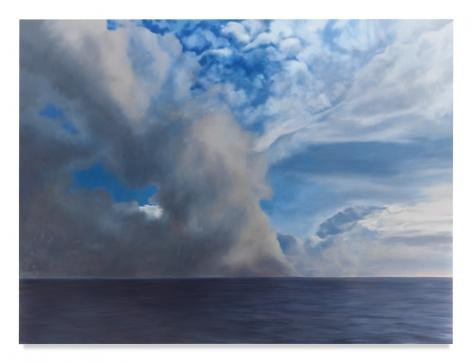 Tropical Drift, 2019, Oil on linen, 75 x 100 inches, 190.5 x 254 cm,MMG#31795