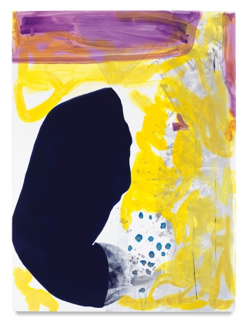 Untitled, 2018, Oil on linen, 78 x 58 inches, 198.1 x 147.3 cm, MMG#30202