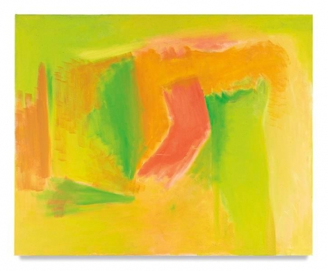 Instinct, 1997, Oil on canvas, 42 x 52 inches, 106.7 x 132.1 cm, MMG#6611
