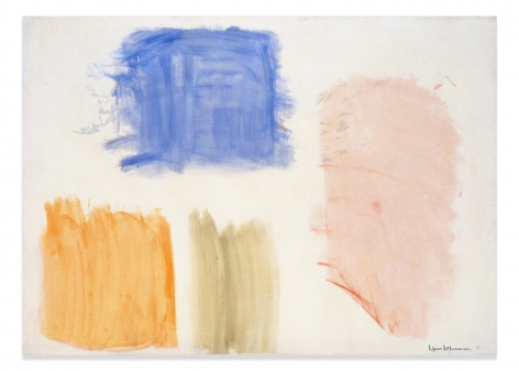 Aquamarina, 1961, Oil on canvas, 60 x 84 inches, 203.2 x 213.36 cm, MMG#2436