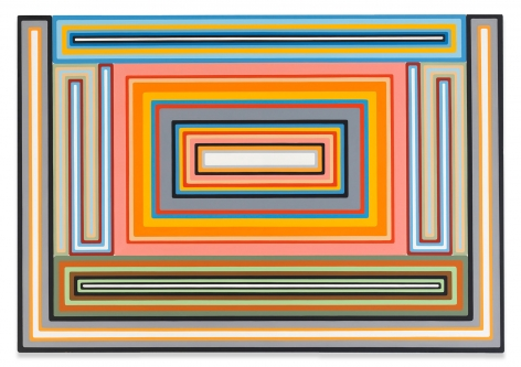 Solid State, 2012,Oil on canvas,42 1/8 x 60 inches, 107x 152.4cm,MMG#31069