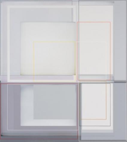 Patrick Wilson, Magnolia, 2014, Acrylic on canvas, 41 x 37 inches, 104.1 x 94 cm, A/Y#21541