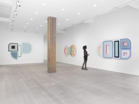 New York, NY: Miles McEnery Gallery,Beverly Fishman: I Dream of Sleep,10 September - 10 October 2020