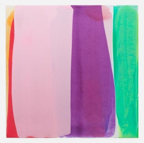 Movements (impulse 2), 2016, Acrylic on linen, 30 x 30 inches, 76.2 x 76.2 cm, MMG#28156